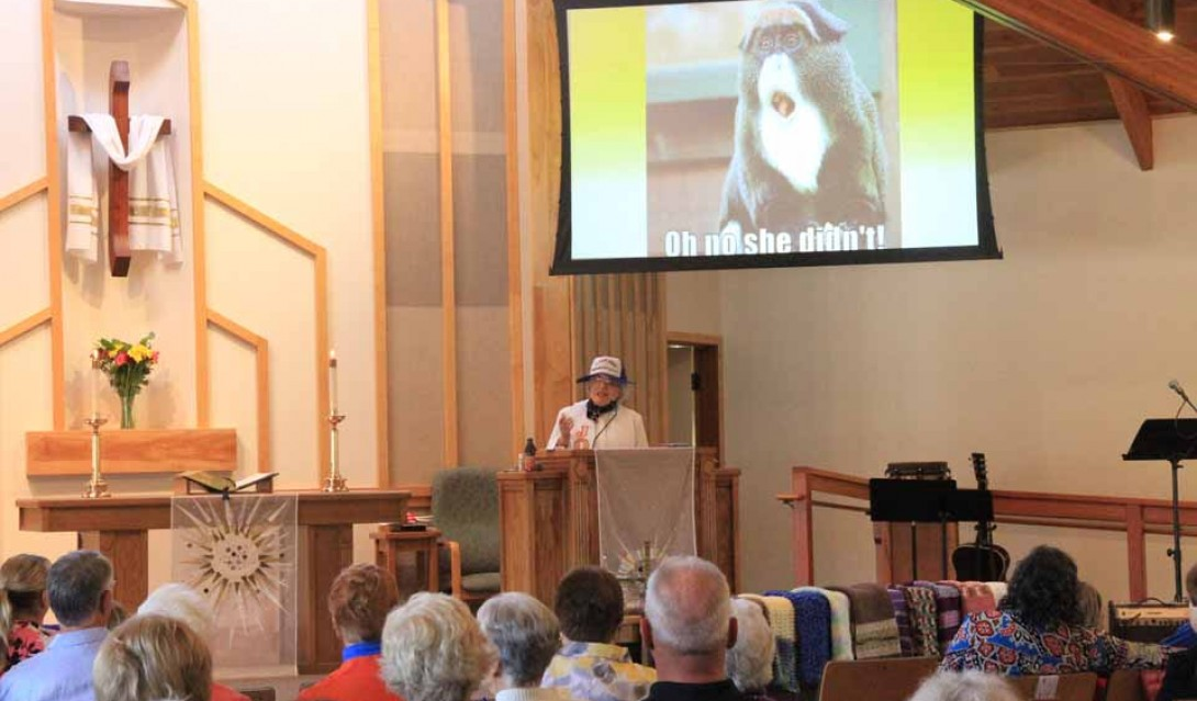 Atascadero United Methodist Church sermon