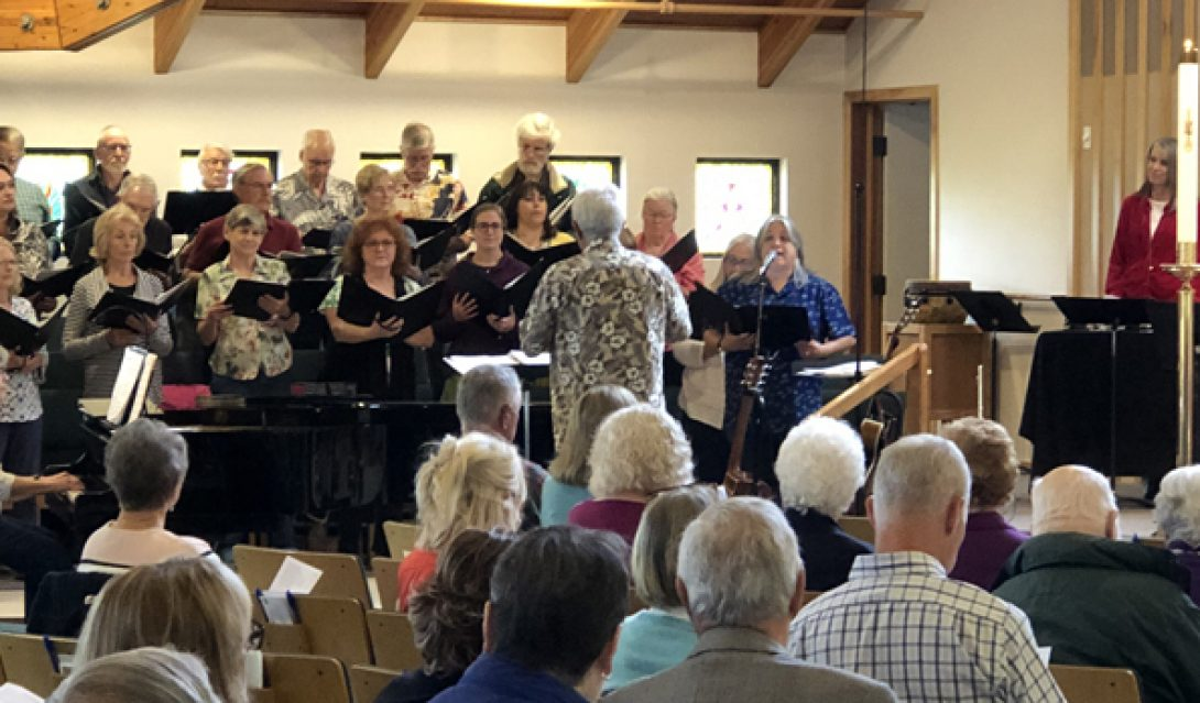 Atascadero United Methodist Church Choir